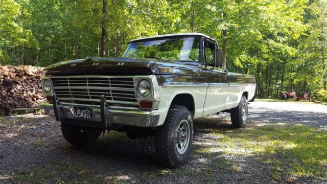 1969 Ford F-250