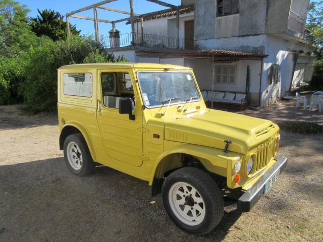 Suzuki lj for sale
