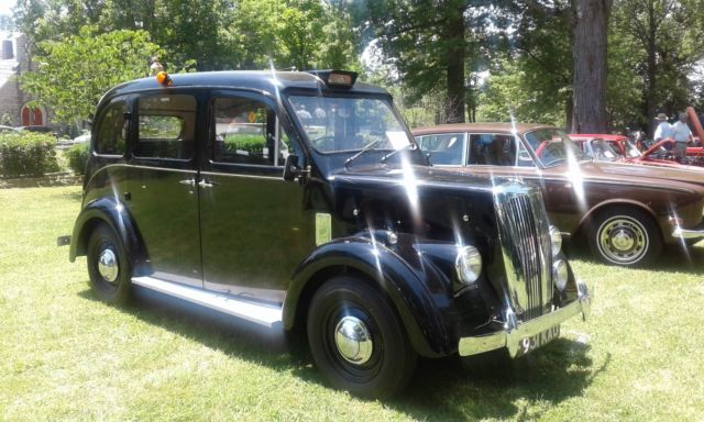 1960 Other Makes Mark VII Beardmore Taxi