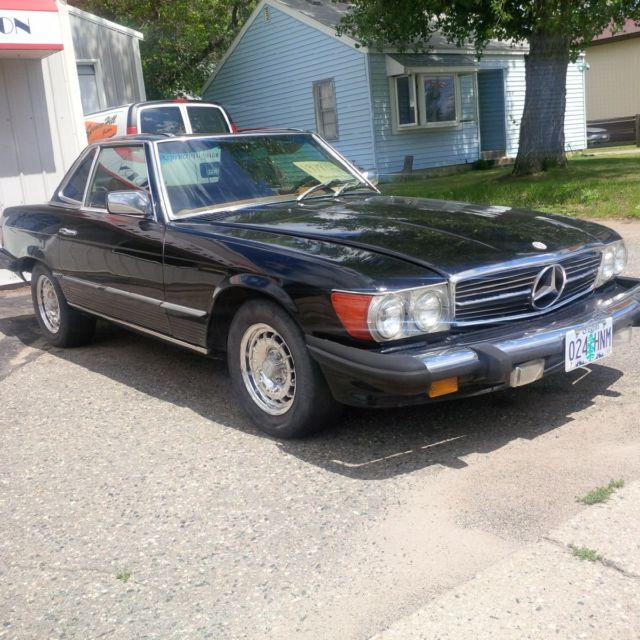 1979 Mercedes-Benz SL-Class SL- Roadster-Price Reduced