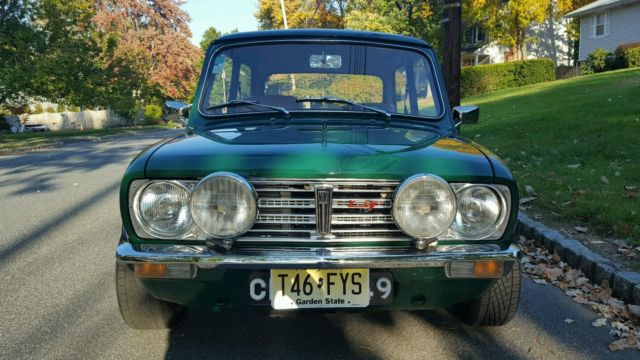 Classic Mini 1275 Gt For Sale Photos Technical Specifications