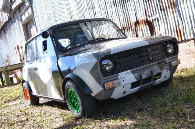 Classic Mini Cooper 1275gt Clubman For Sale Photos Technical