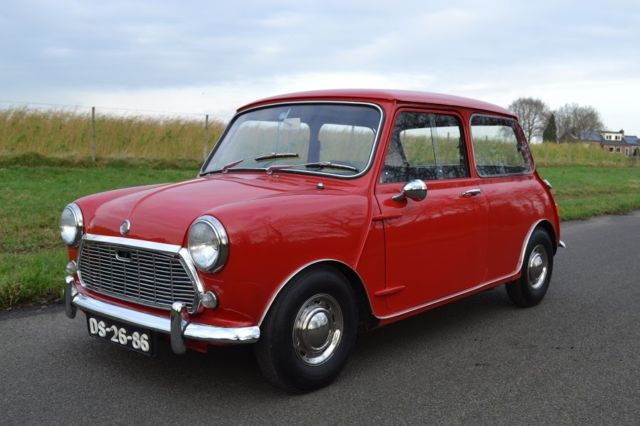 classic mini cooper mk2 left hand drive for sale photos. Black Bedroom Furniture Sets. Home Design Ideas