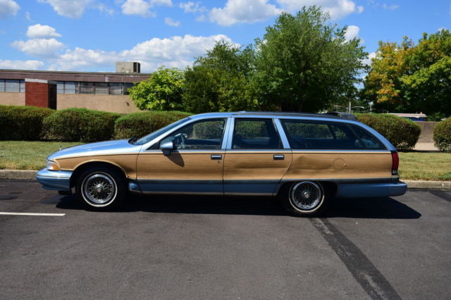 1993 Chevrolet Caprice Station Wagon