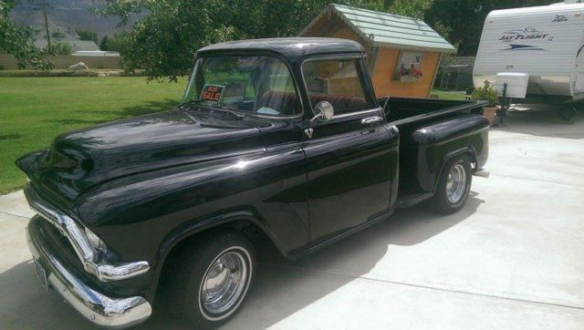 1957 GMC Other 1957 Restored ShortBed Deluxe 100 1/2 Ton Classic