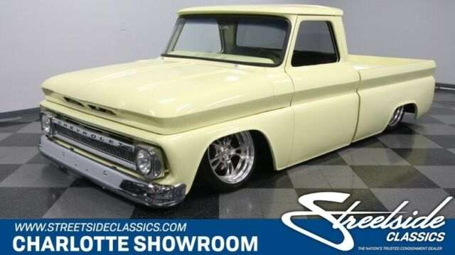 1965 Chevrolet C-10 Restomod