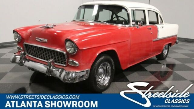 1955 Chevrolet Bel Air/150/210 4 Door Sedan