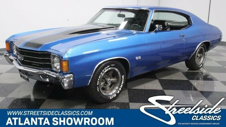1972 Chevrolet Chevelle SS 454 Tribute