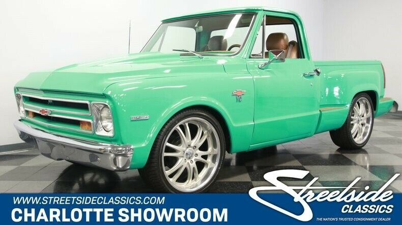 1968 Chevrolet C-10 Stepside Restomod