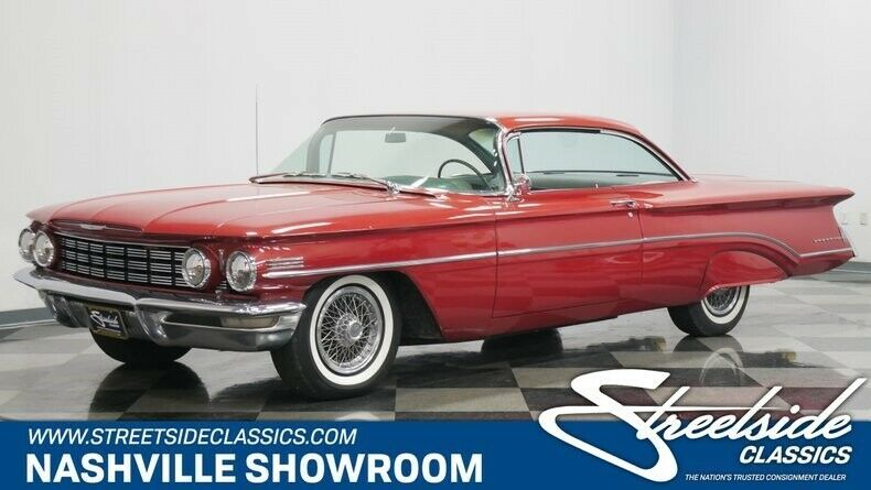 1960 Oldsmobile Eighty-Eight Holiday Coupe