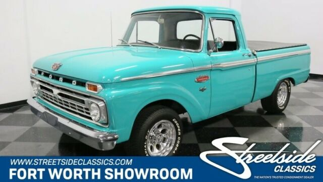 1966 Ford F-100 Custom Cab