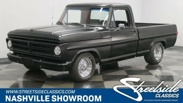 1972 Ford F-100 --