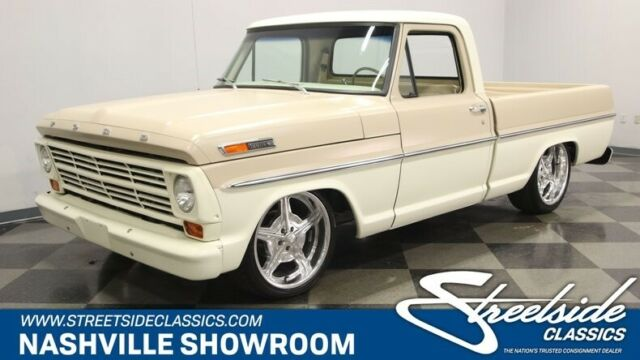 1968 Ford F-100 --