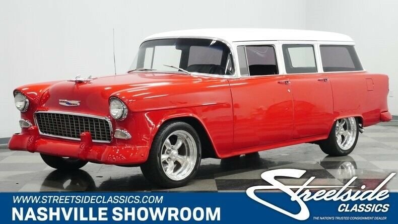 1955 Chevrolet Bel Air/150/210 Wagon