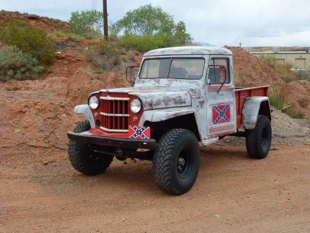 1960 Willys Jeep Truck