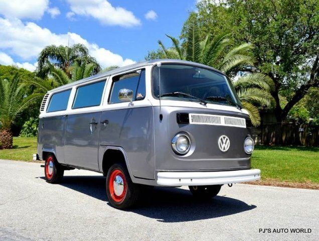 clean 1977 vw bus gd code 2000cc 4 cylinder 4 speed bug pack exhaust
