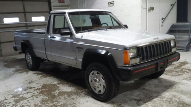 Clean 1986 Jeep Comanche Custom 1 Owner Rare For Sale Photos