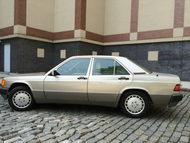 1993 Mercedes-Benz 190-Series