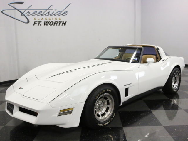 1982 Chevrolet Corvette Base Coupe 2-Door