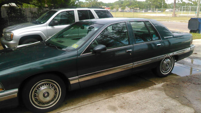 1994 Buick Roadmaster Limited Dynaride