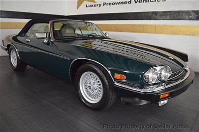 1991 Jaguar XJS 2dr Convertible