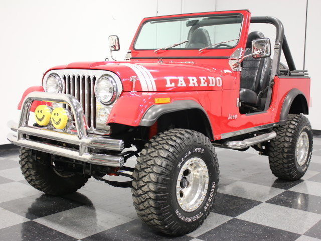 1983 Jeep CJ 7 Laredo