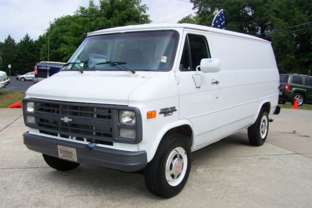 1990 Chevrolet Express 1-OWNER 197K SOLID SOUTHERN WAGON C 60 PHOTOS RIG
