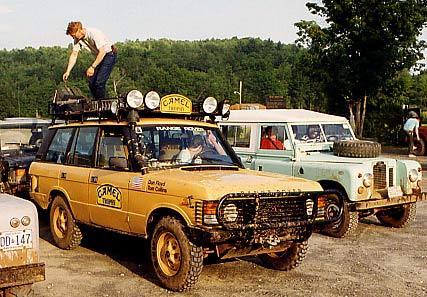 1994 Land Rover Range Rover Classic (RRC)