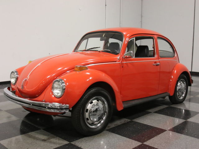 CLEAN, SOUTHERN SUPER BEETLE, RUNS & DRIVES GREAT, 1300 FLAT 4, 4-SPEED, NICE!