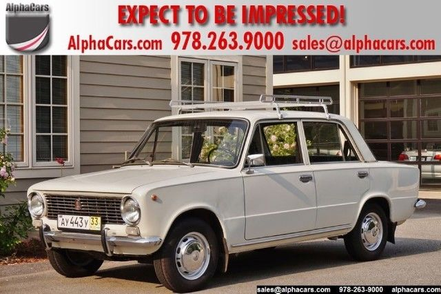 1980 Other Makes Lada VAZ 2101