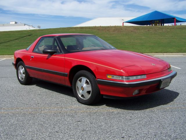1990 Buick Reatta COUPE 57K