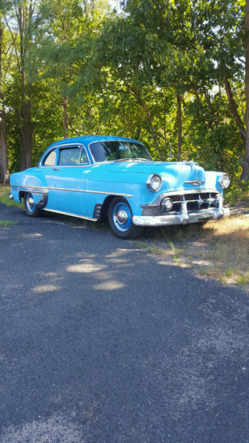 1953 Chevrolet Bel Air/150/210 Club Coupe