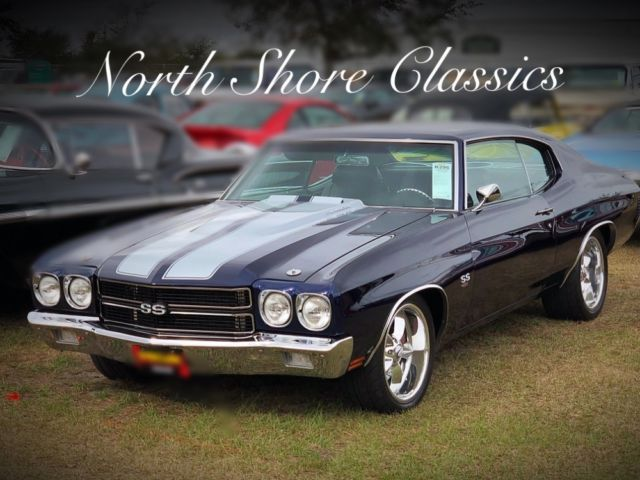 1970 Chevrolet Chevelle -LS5 BIG BLOCK 4 SPEED-PRO TOURING-SHOW QUALITY-12