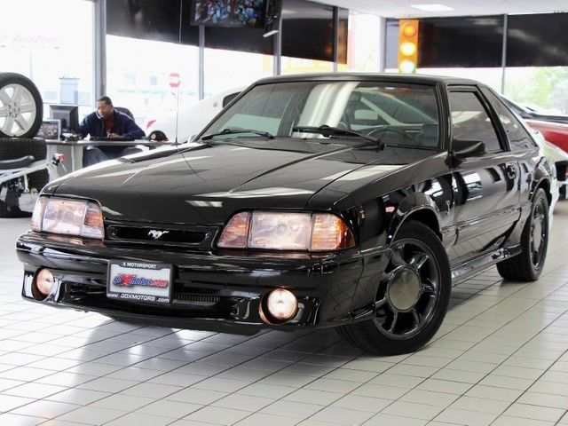 1993 Ford Mustang Cobra Supercharged Upgrades Documented Super Clean