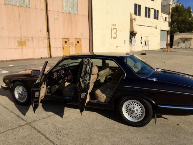 COLLECTIBLE 1992 Jaguar XJ12 S3 Vanden Plas V12 #28 ...