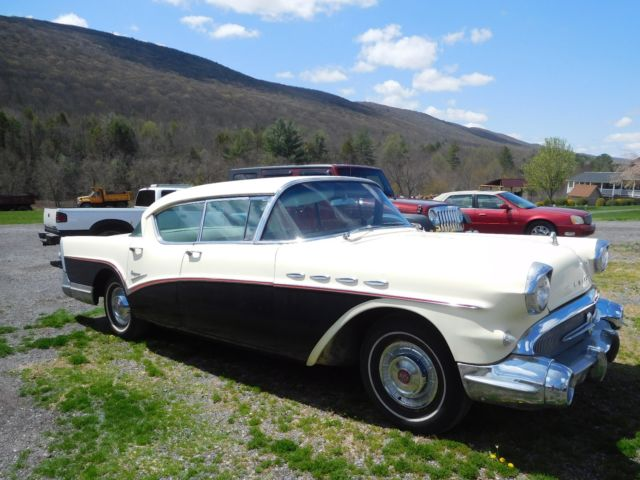 1957 Buick Other 4 Door Hard Top