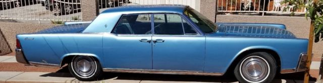 1964 Lincoln Continental SUICIDE DOORS
