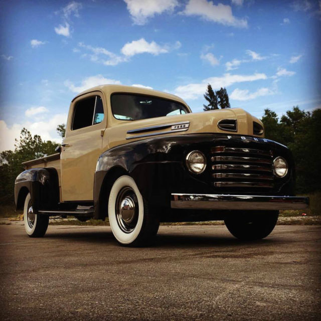 1948 Ford Other Pickups F1 F-1 F100 NO APACHE 3100 3 WINDOW OR CHEVY