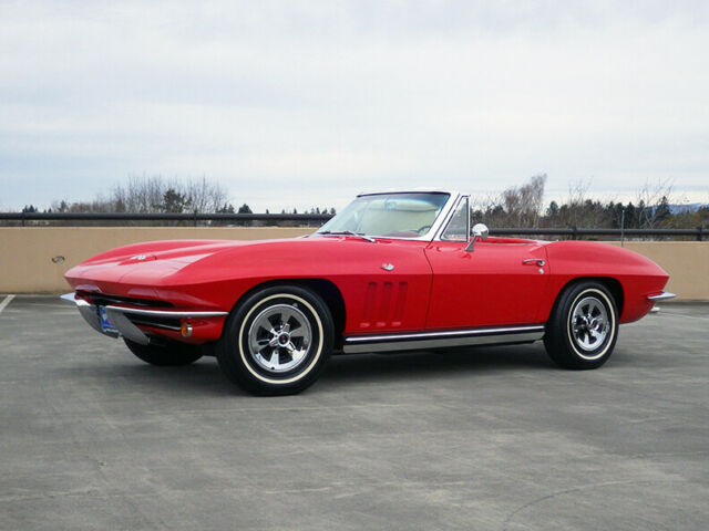 "1965 Chevrolet Corvette ""L75"" Convertible"
