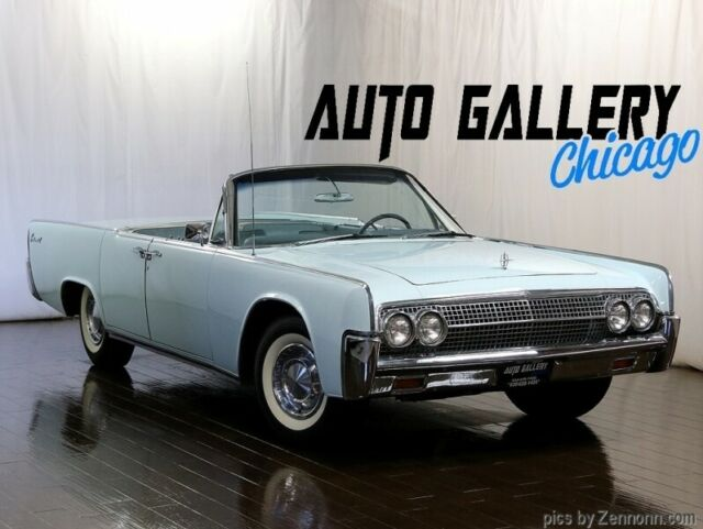 1968 Lincoln Continental Convertible