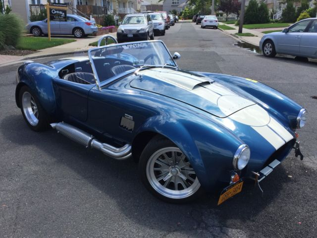 1965 Shelby Replica Cobra, Backdraft, Heritage Special Edition