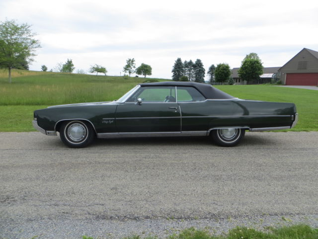1969 Oldsmobile Ninety-Eight ROCKET 455