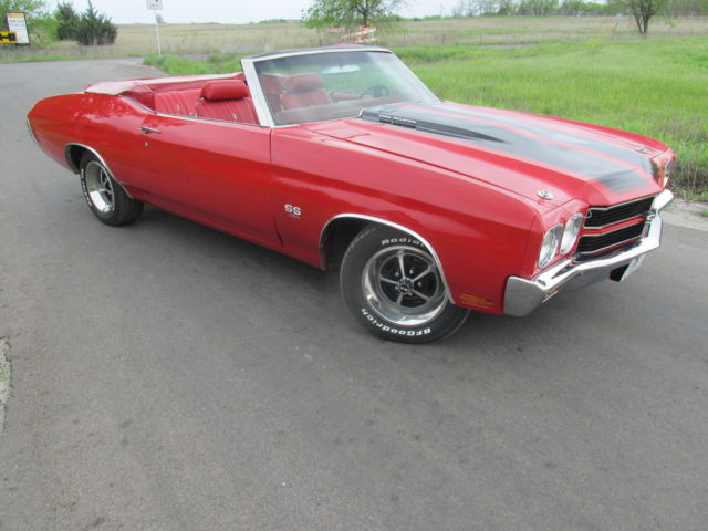 1970 Chevrolet Chevelle LS6 SS 454