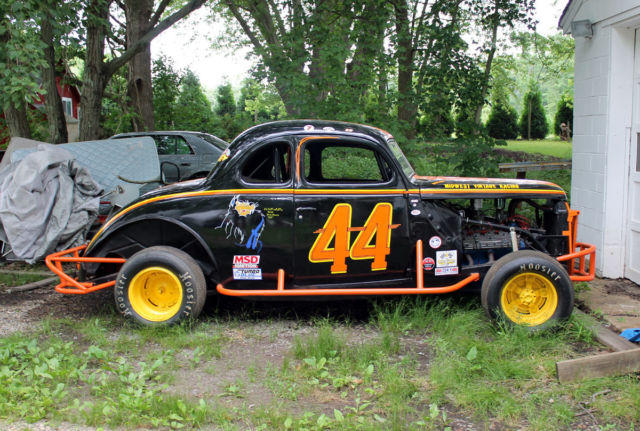 1938 Ford Coupe Race Car