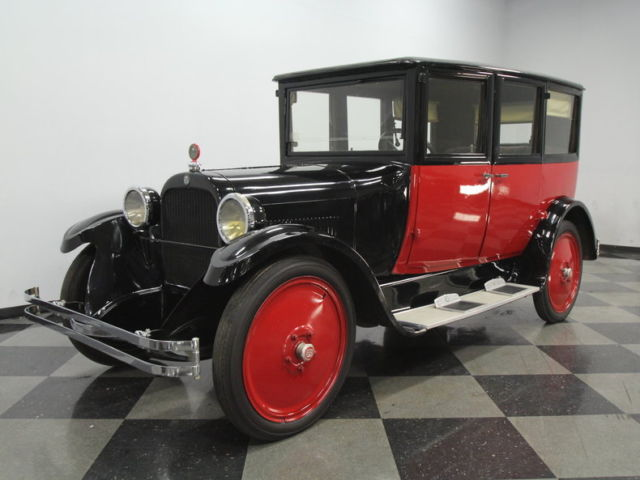 1924 Dodge D2 Touring Sedan Bros. 24-116