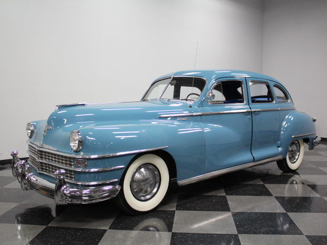 1947 Chrysler Other Windsor