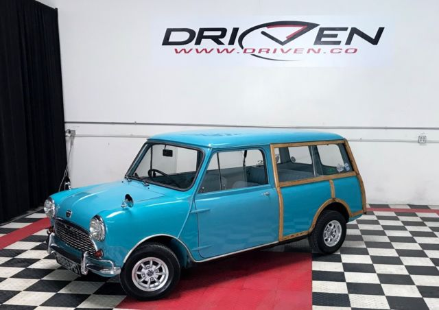 1964 Mini Classic Mini Countryman Estate