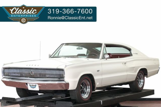 1967 Dodge Charger Automatic Air Conditioning Power Steering & Brakes