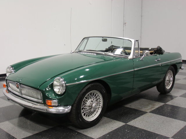 1968 MG MGB Mark II