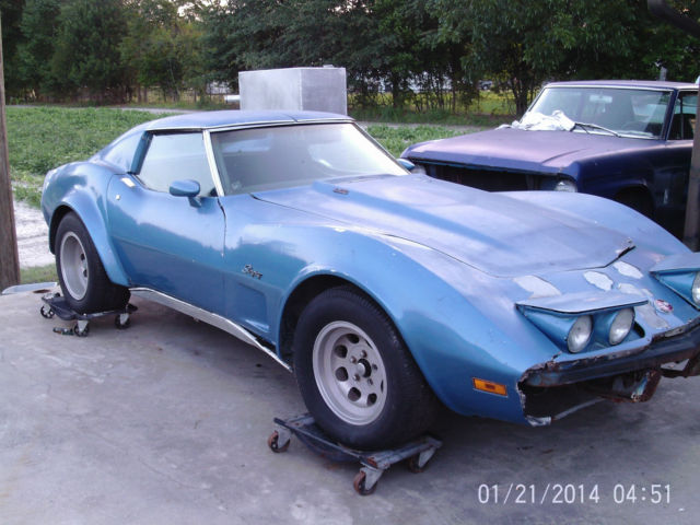 corvette project